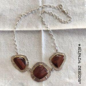 Silpada Red Rocks Necklace